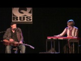 Harry Manx live in the club the Q bus city leiden holland 2011 06 17
