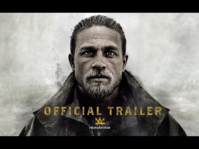 King Arthur: Legend of the Sword - Official Trailer [HD] » Freewka.com - Смотреть онлайн в хорощем качестве