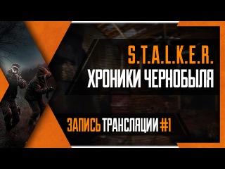 PHombie против S.T.A.L.K.E.R.: Хроники Чернобыля! Запись 1