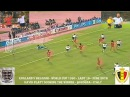 ENGLAND V BELGIUM WORLD CUP 1990 DAVID PLATT'S GOAL 26TH JUNE BOLGNA ITALY