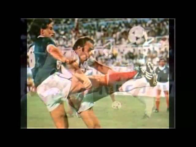Placido Domingo - El Mundial Official Song Of WC 1982 СССР на ЧМ 1982