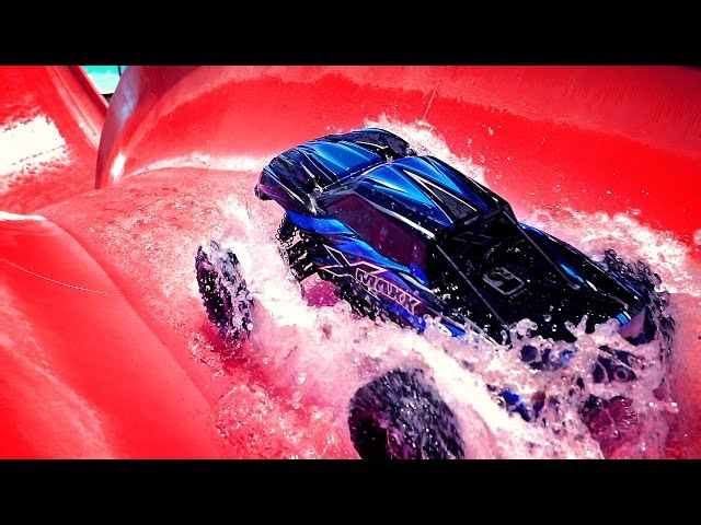 The World's Biggest Water Park R/C Invasion!