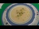 Старинный рецепт супа с жареной мукой