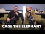 Cage The Elephant On Losing Shoes While Crowd Surfing - Interview, Toronto