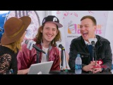 Live from Boston Calling 2017 Cage The Elephant interview