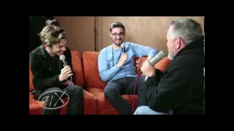 Alt-J Cage The Elephant Exclusive Interview