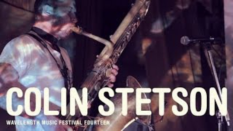 Colin Stetson - Judges live at Wavelength Fourteen | ChartAttack.com