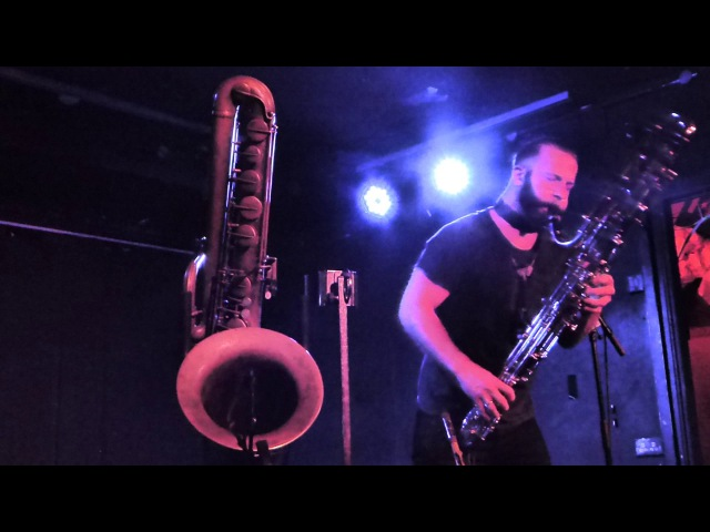 Colin Stetson Between Water and Wind Workmans Apr 2017