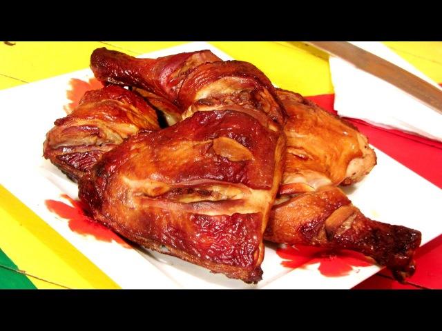Рецепт копчения окорочков горячим способом