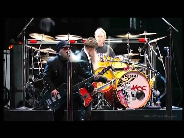 ZZ Top Live La Gran Crossroads Guitar Festival