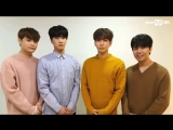 [PRODUCE 101 BOYS] RBW Entertainment 2017 (VROMANCE CUT)