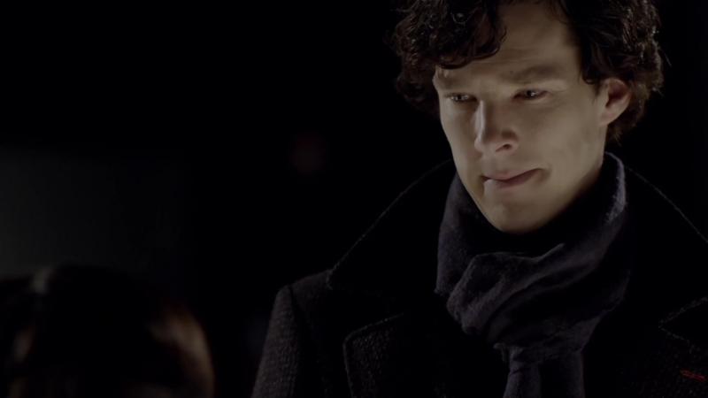 Шерлок 1 сезон 2 серия - Слепой банкир (локализация)