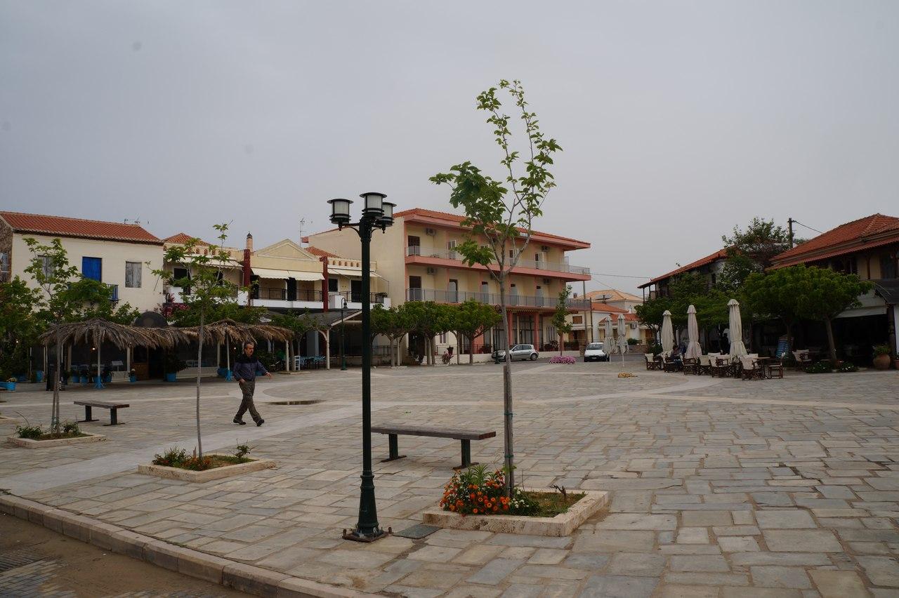 Метони - бюджетное место отдыха в Греции