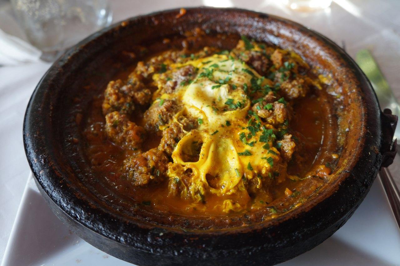 Завтрак по-мароккански. Какой он?