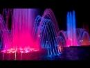 Музыкальные цветные фонтаны Краснодар часть 2