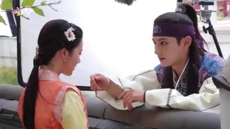 Хваран: Начало\ BTS/Пал Лю и Су Ён