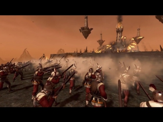 Empire vs Warriors of Chaos