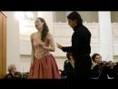 """В.А.Моцарт, дуэт Дон Жуана и Церлины из оперы """"Дон Жуан""""."""