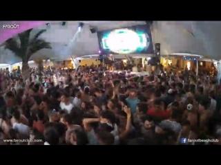 Kryder @ Far Out Beach Club Ios, Greece 2016-07-24