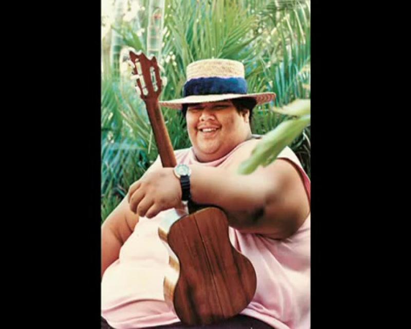 Israel Kamakawivoole - Maui Hawaiian Suppa Man