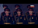Катюша на церемонии открытия Всемирных зимних военных игр