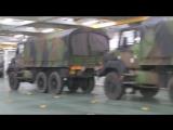 Французское Министерство обороны - Mistral класс Building Проекция Command (БКК) Carrier [1080p]
