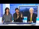 Plateau invités Sophie Marceau, Patrick Bruel et Tonie Marshall