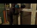 Утепление фасадного остекления ул. Катерников