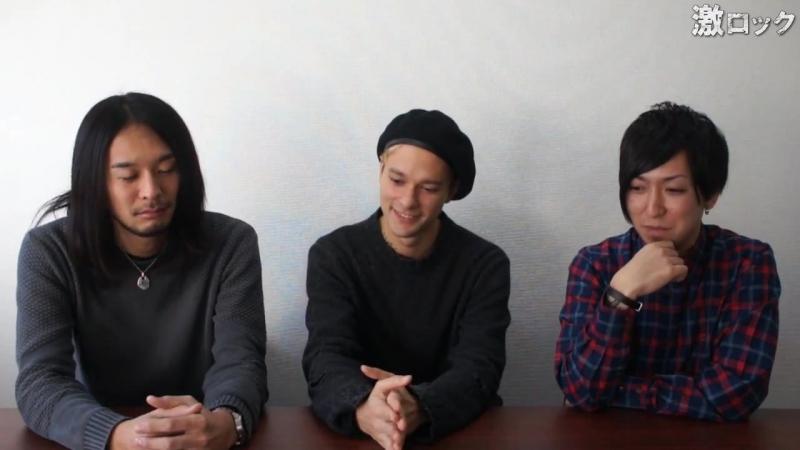 [jrokku] SiM × coldrain × HEY-SMITH - [TRIPLE AXE TOUR17] (комментарий для Gekirock)