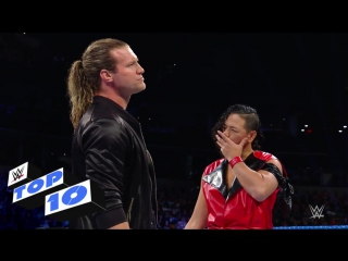 Top 10 SmackDown LIVE moments_ WWE Top 10, Apr. 11, 2017