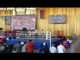 Попова Наталья 2 бой 1 раунд (1 часть)