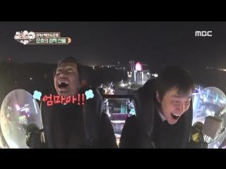 [Шоу] 161124 Тэкён и Чуно @ MBC 'Future Diary' Ep. 7