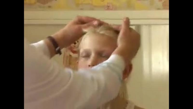 Педиатрия. Исследование кожных, слизистых покровов, подкожной клетчатки и лимфоузлов у детей часть 1. Осмотр ребенка.