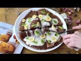 ПОЛЕЗНЫЕ БЛИНЫ! Шоколадный ПП-десерт без сахара!