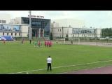 нарезка второго тайма матча Олимп-Сш Клин