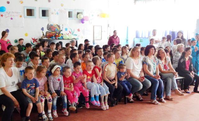 В Даусузской «Сосенке» завершилась летняя оздоровительная кампания