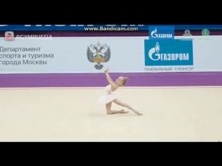 Екатерина Дубовикова (30 сек)Гран-При 2017)(Показательное)