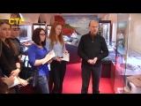 02-02-2017 Череп детеныша парейазавра и французские экскурсии (СТС-9 Канал)