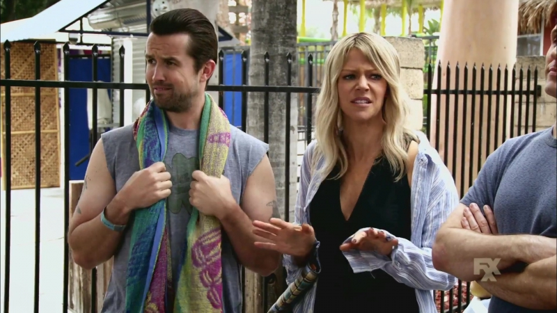 В Филадельфии всегда солнечно Its Always Sunny in Philadelphia 12 сезон 2 серия Промо The Gang Goes to a Water Park HD