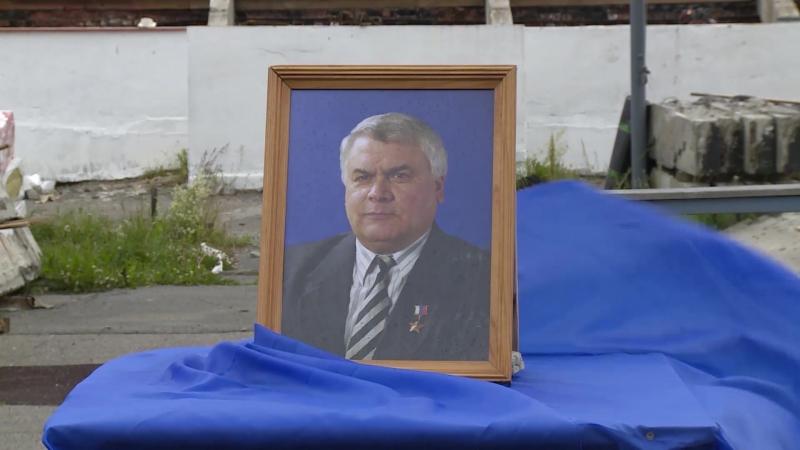 Восьмой междугородний футбольный турнир памяти бывшего директора Севмаша Давида Пашаева.