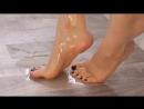 Jamie Daniels Sexy Feet Foot Oily  Photo Video Femdom Fetish Soles Pov Sex Porn Lick Shower bath