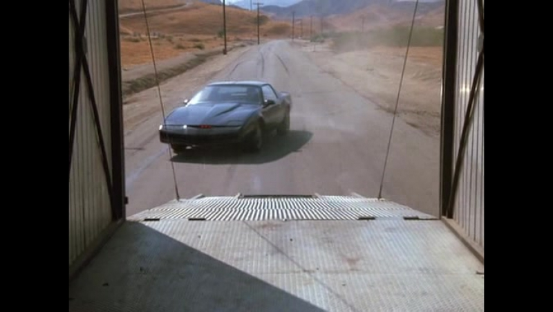 Рыцарь дорог 03 Сезон 22 серии 1982 год