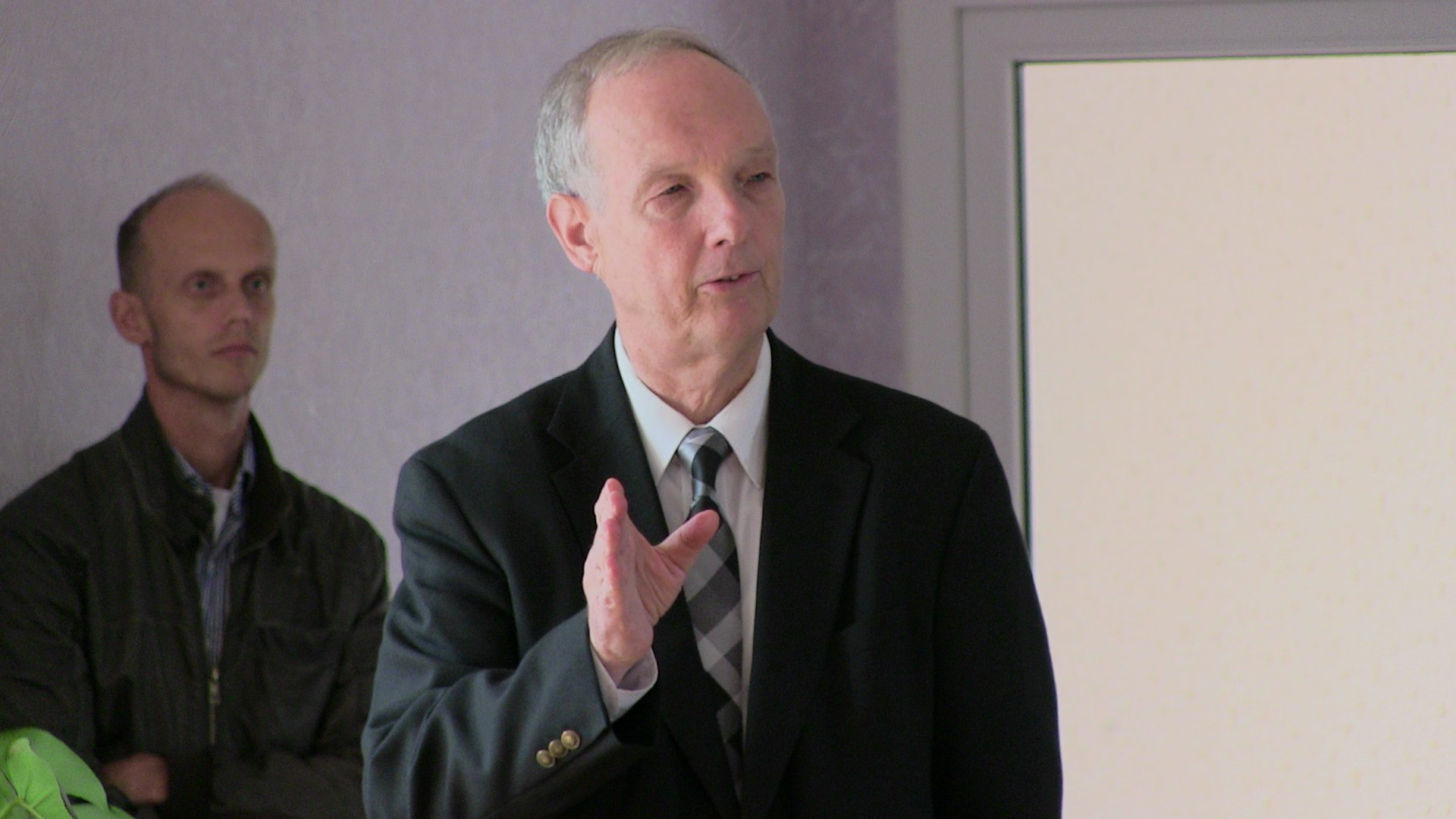 Зустріч з з професором Маркусом Джоубом