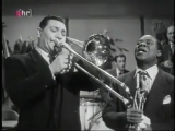 752. Jack Teagarden mit Louis Armstrongs All Stars _ Basin Street Blues _ 1951