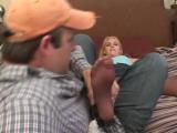 Kim Daniels Bedspread  Tickle Tortured
