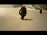 Первый снег и Джама