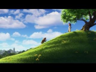 Отрывок из мультфильма Вверх о том как важно не разменять цель на мелочи
