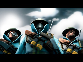 Battlefortress 1 (battlefield 1 trailer tf2 parody |original music)