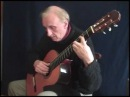 Ludwig van Beethoven - Sonata Op. 14 Nº 2 Moonlight (Adagio) guitar by Cesar Amaro