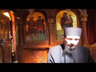Афонский монах о приезде лжепатриарха Кирилла на Афон, о лжецаре самозванце Пут ...